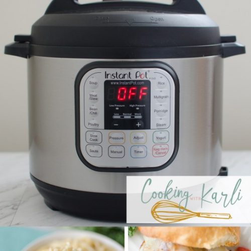 5 Reasons Why The Instant Pot Changed My Life