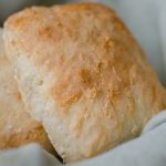 Instant Pot Cheater Ciabatta Rolls are just as chewy and airy as the real thing! These rolls are the cheater version because they are done in just a few hours instead of over the course of two days!