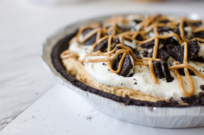 Peanut Butter Pie - Cooking With Karli