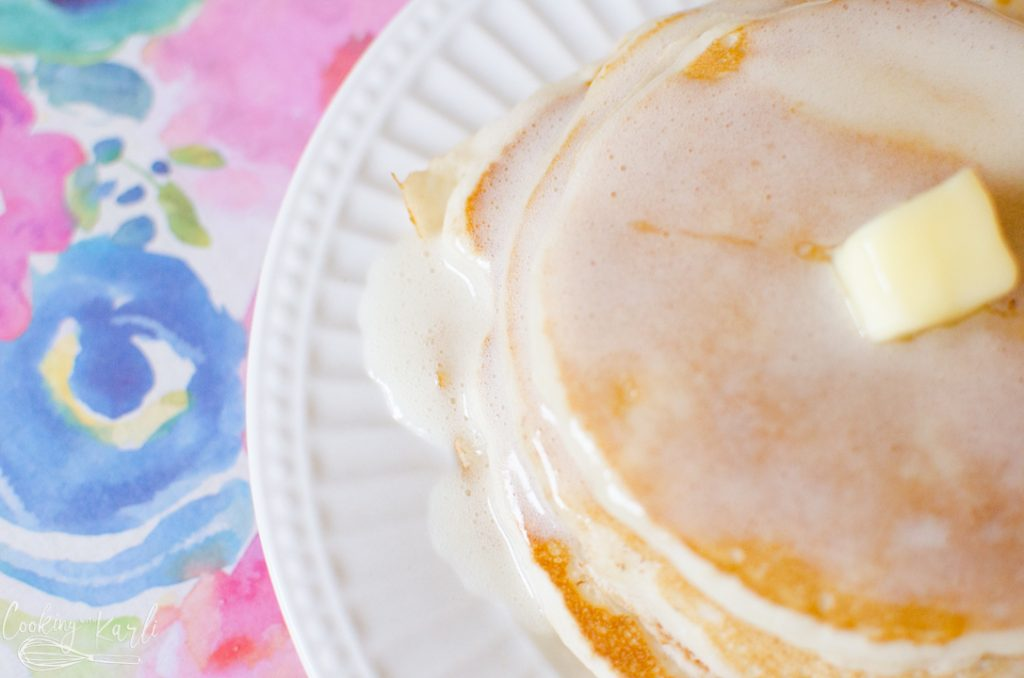 vanilla bubble syrup