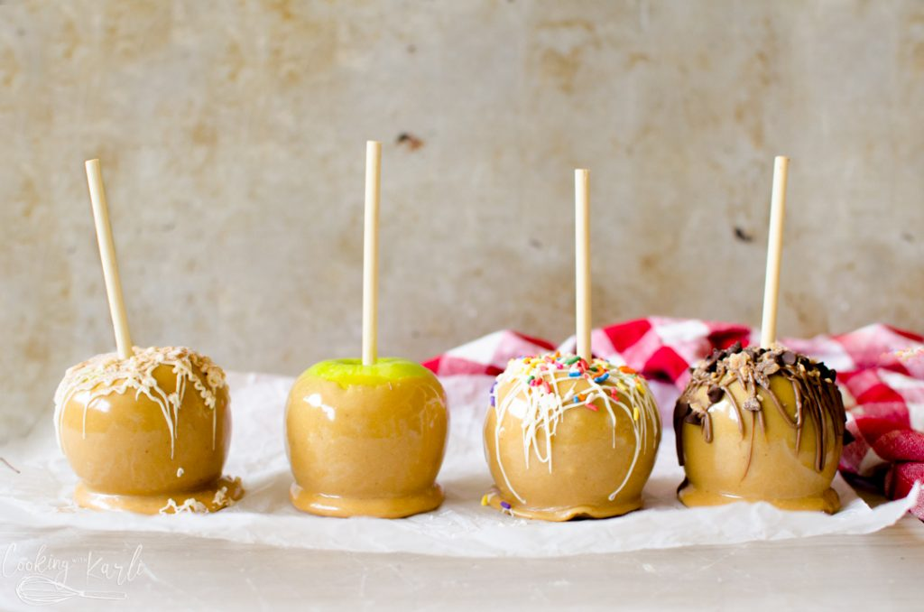 Caramel Apples - Cooking With Karli