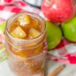 homemade apple pie filling recipe is a substitute for canned pie filling