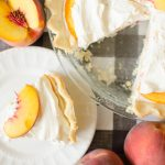 peaches and cream pie recipe that is easy