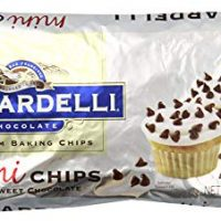 Ghirardelli Chocolate Baking Mini Chips, Semi-Sweet Chocolate, 10 oz., 6 Count