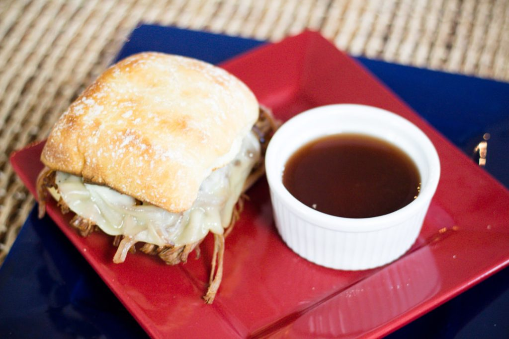 Instant Pot recipes- French dip