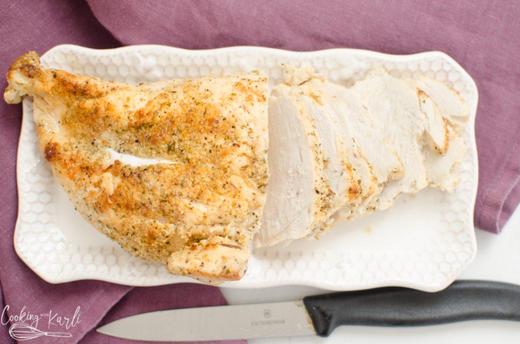 Instant Pot Recipes- Chicken breast