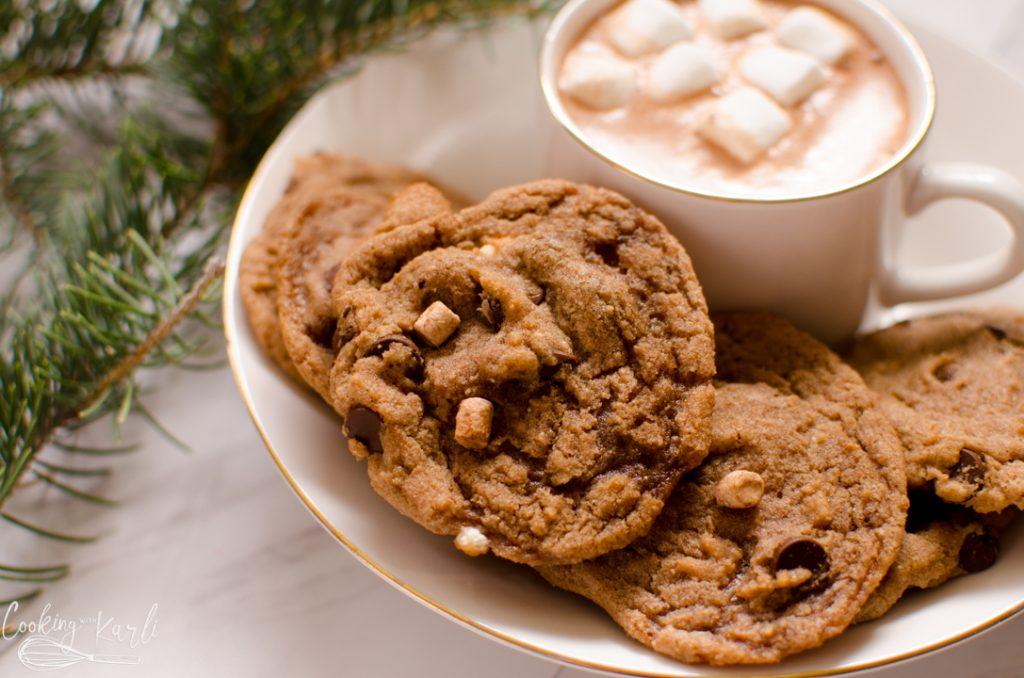 Image result for hot chocolate and cookies