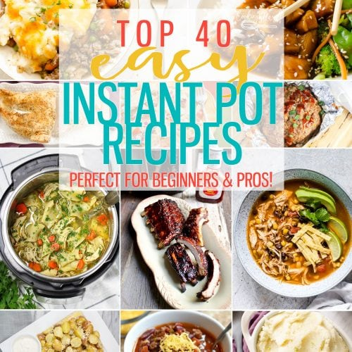 Instant Pot recipes round up