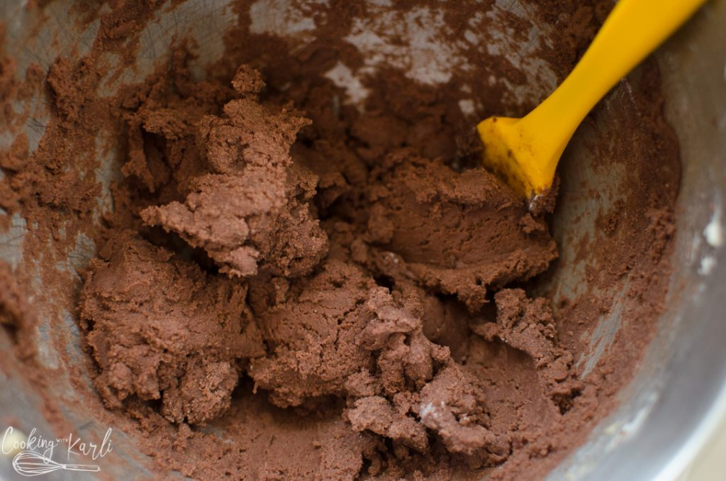cookie dough for brownie batter fudge