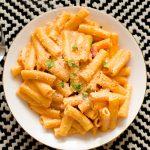 Instant Pot pasta creamy ziti healthy