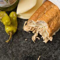Mississippi Chicken Sandwiches