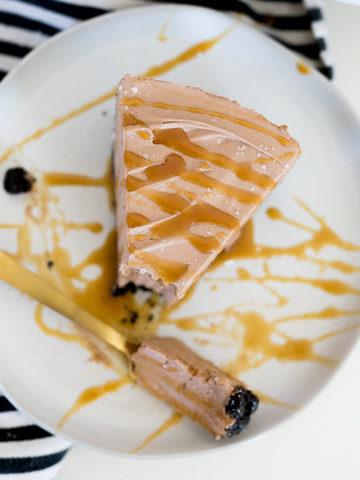 no bake chocolate cheesecake
