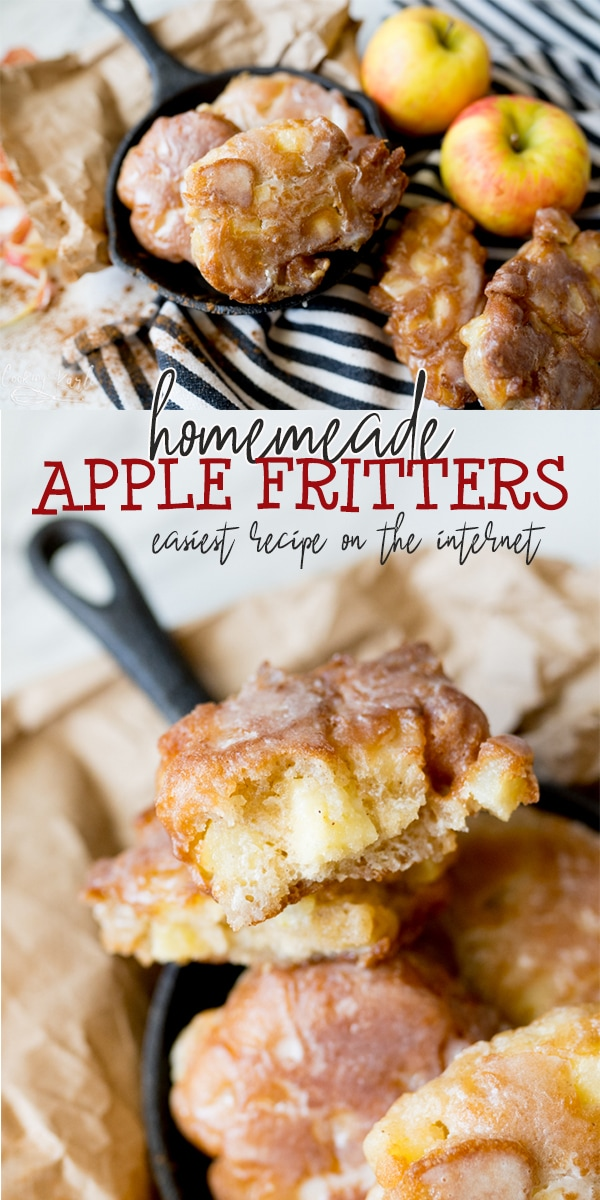 apple fritter pin image