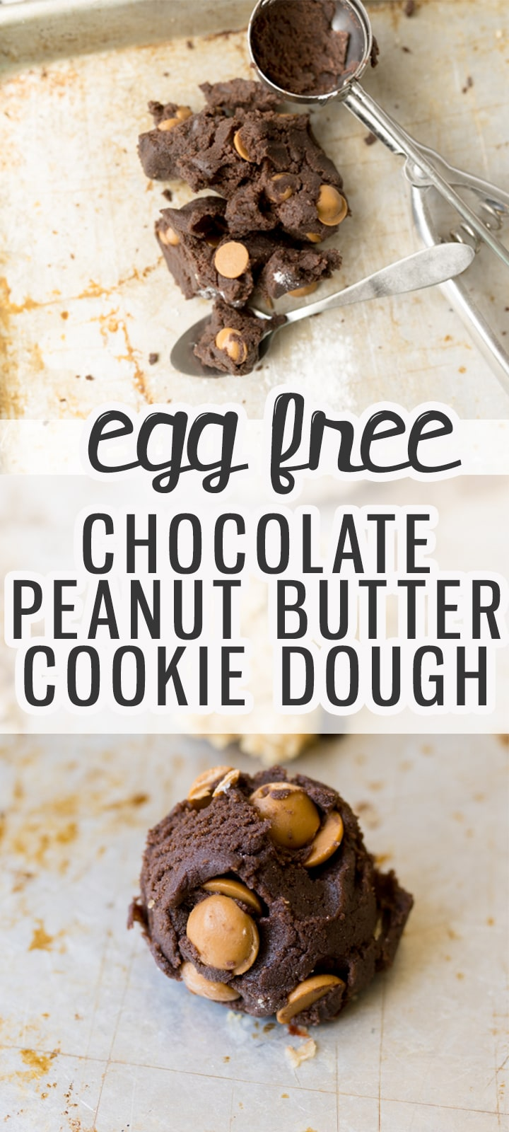 chocolate peanut butter cookie dough pin image