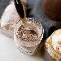 homemade hot cocoa mix