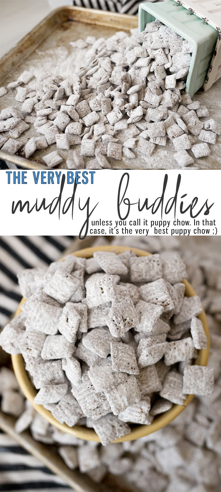 puppy chow pin