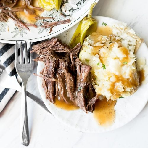Mississippi pot roast Instant Pot