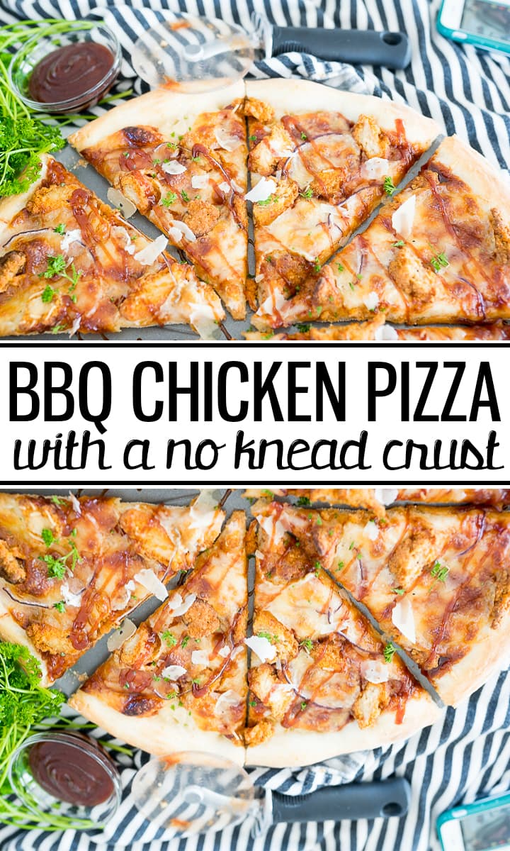 pin image for bbq chicken pizza