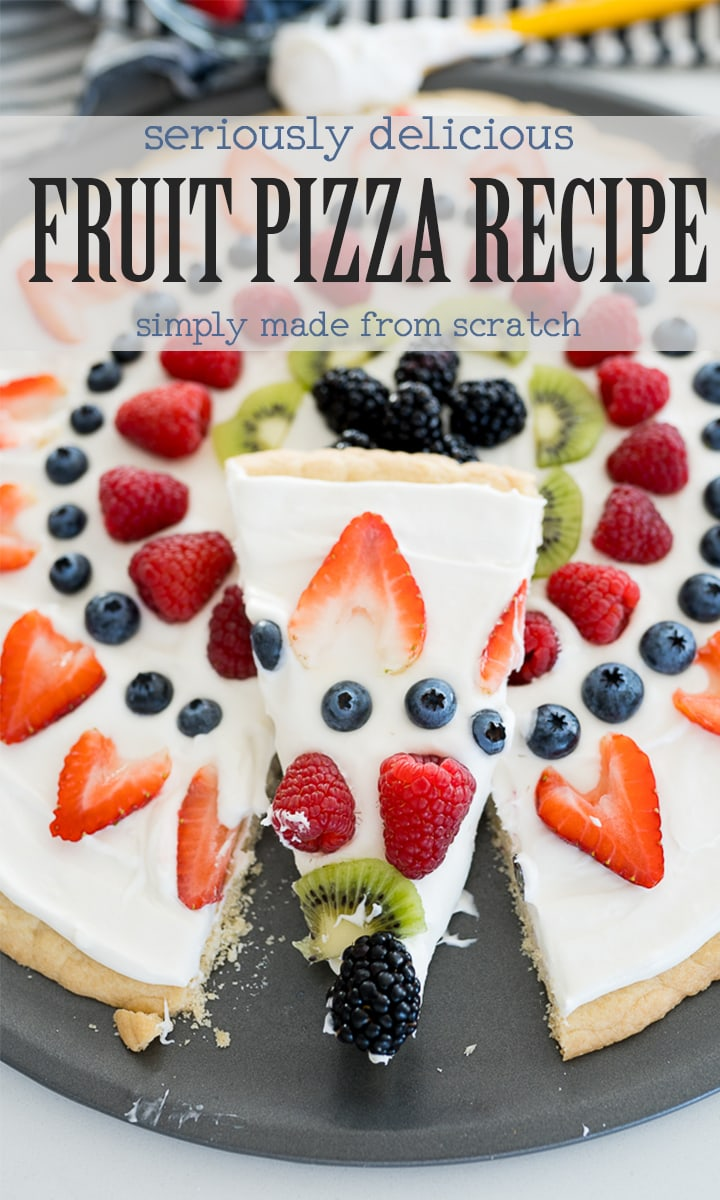 pin image for fruit pizza
