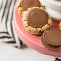 Reeses Cup Cookies