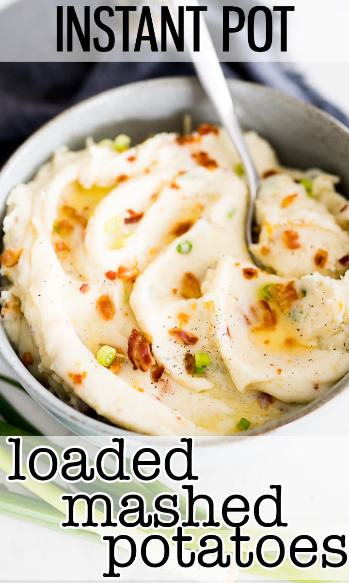 pin image for loaded mashed potatoes