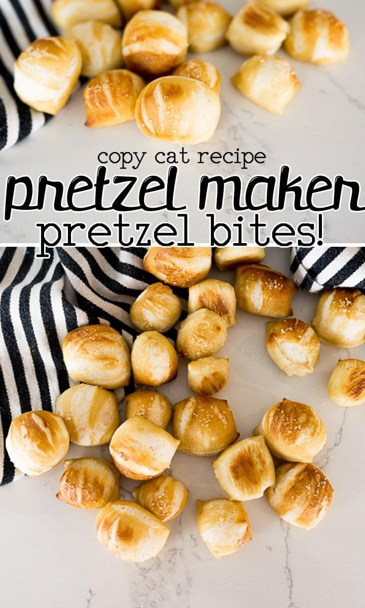 pin image for pretzel bites
