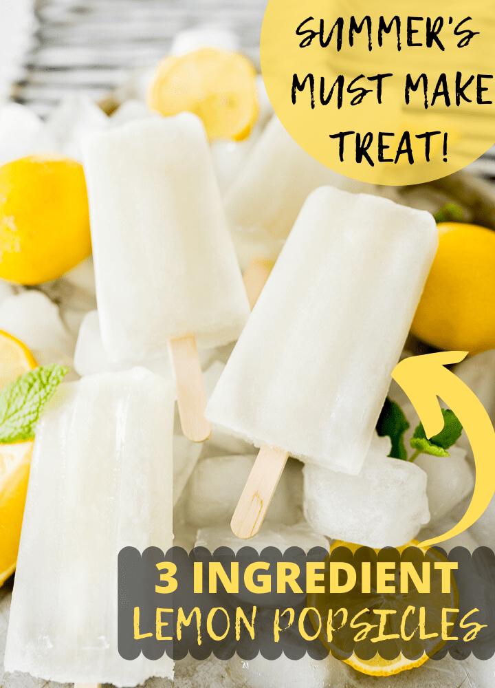 Pin image for lemon popsicles