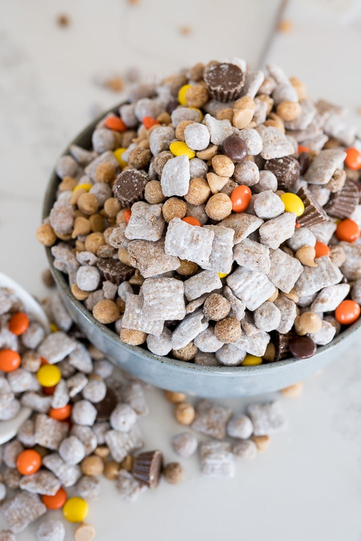 Reese's snack mix final photo