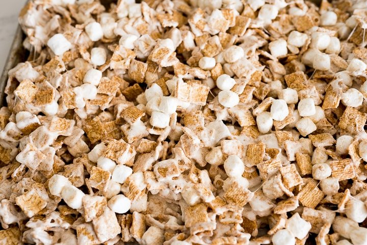 cinnamon toast crunch cereal marshmallow bars