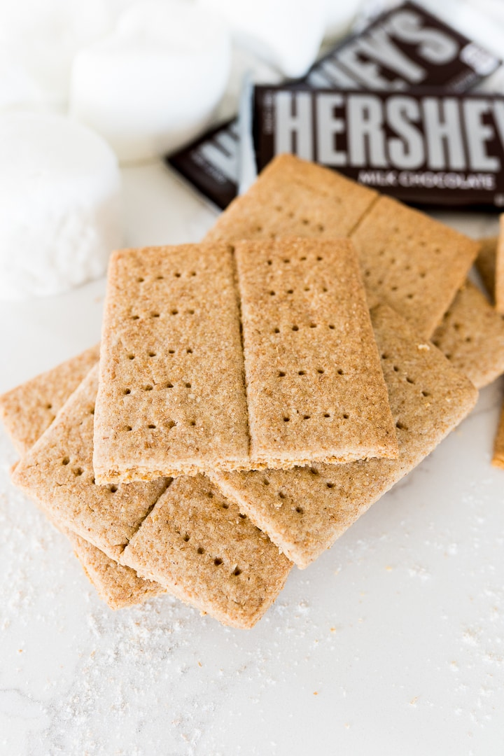 graham crackers made from scratch
