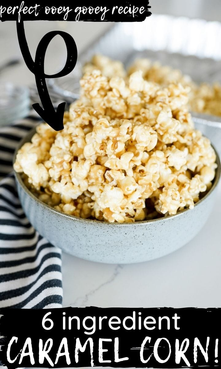 pin image for caramel corn