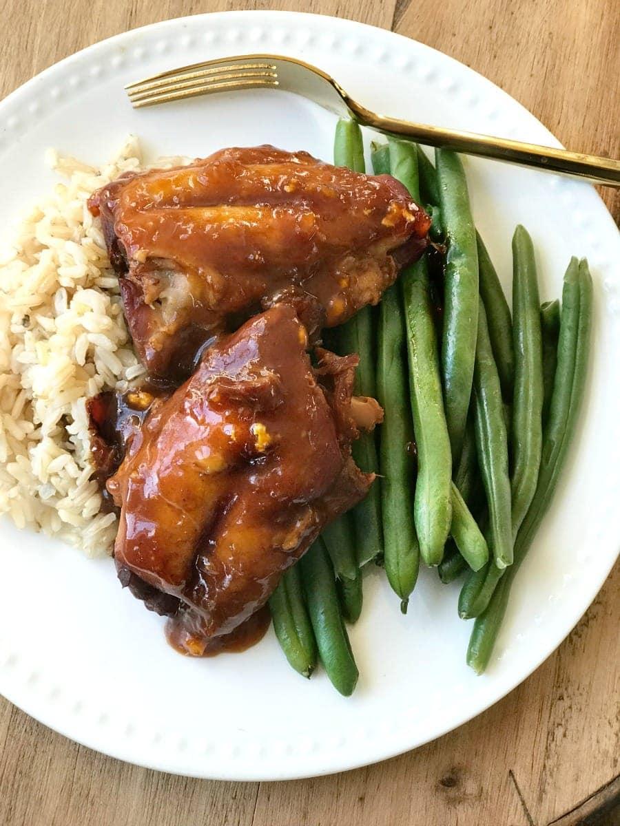 Instant Pot Asian Chicken