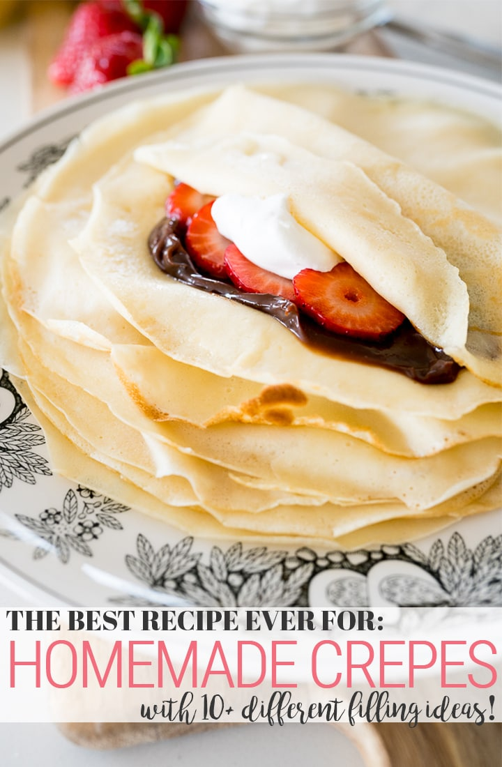 crepe recipe pin
